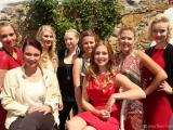 Fotoshooting der mutigen Attergauer Mädels